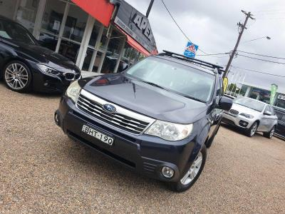 2008 Subaru Forester Wagon S3 MY09 for sale in Sutherland
