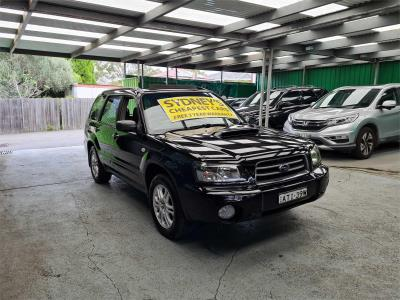 2005 Subaru Forester Wagon 79V MY05 for sale in Inner West