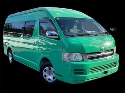 2007 Toyota HIACE  for sale in Logan - Beaudesert