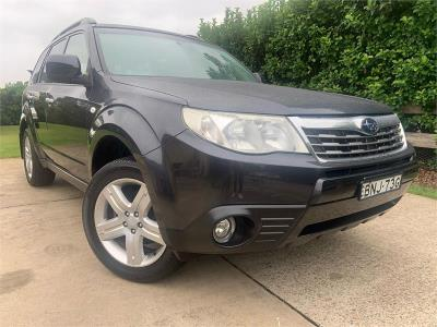 2010 Subaru Forester Wagon S3 MY10 for sale in South West
