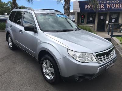 2012 SUBARU FORESTER 4D WAGON MY12 for sale in Sydney - Outer West and Blue Mountains