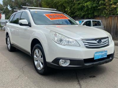 2012 SUBARU OUTBACK 4D WAGON MY12 for sale in North West