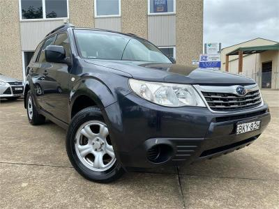 2009 SUBARU FORESTER 4D WAGON MY09 for sale in Sydney - Outer West and Blue Mountains
