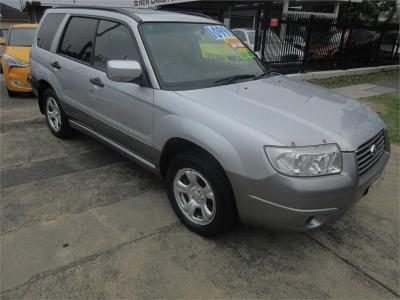 2007 SUBARU FORESTER 4D WAGON MY07 for sale in Newcastle and Lake Macquarie