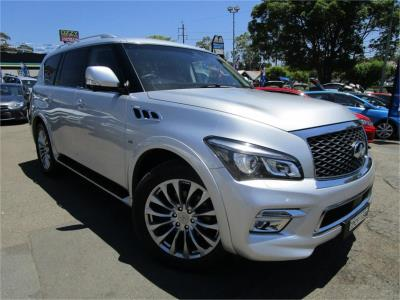 2016 INFINITI QX80 4D WAGON Z62 for sale in Sydney - Outer West and Blue Mountains
