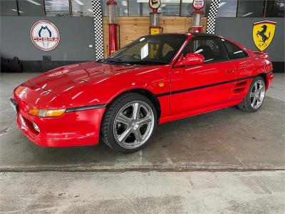 1992 TOYOTA MR2 2D COUPE